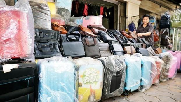 Registran Camboya y Estados Unidos fuerte aumento en comercio bilateral hinh anh 1