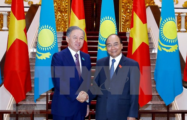 Propone Vietnam impulsar TLC con Union Economica Euroasiatica hinh anh 1