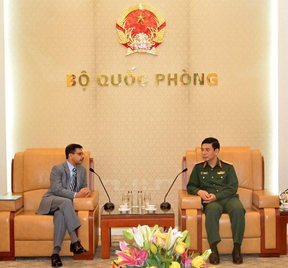 Dispuesto Vietnam a fortalecer cooperacion multifacetica con la India hinh anh 1