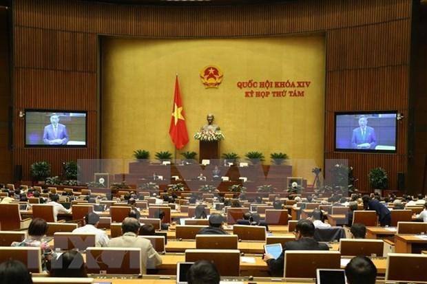 Trabaja Parlamento de Vietnam para perfeccionar marco legal sobre inversion hinh anh 1
