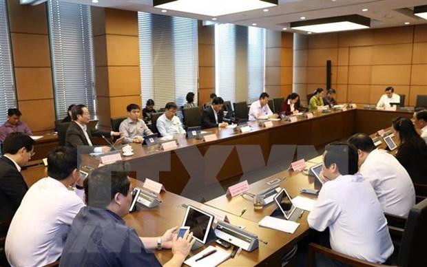 Analiza Parlamento de Vietnam borrador de Ley de Inversion hinh anh 1