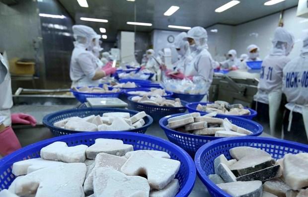 Analizan lazos comerciales Vietnam- Estados Unidos en nuevo contexto hinh anh 1