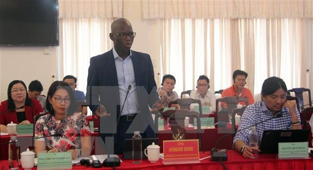 Dispuesto Banco Mundial a cooperar con provincia vietnamita de Phu Yen hinh anh 1
