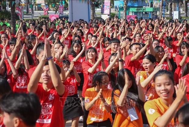 Se suma ciudad de Vietnam a Semana Internacional de Bondad hinh anh 1