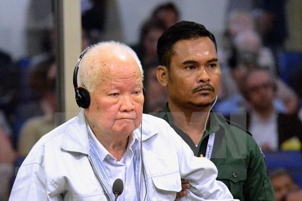 Publicara Camboya libros escolares sobre genocidio hinh anh 1