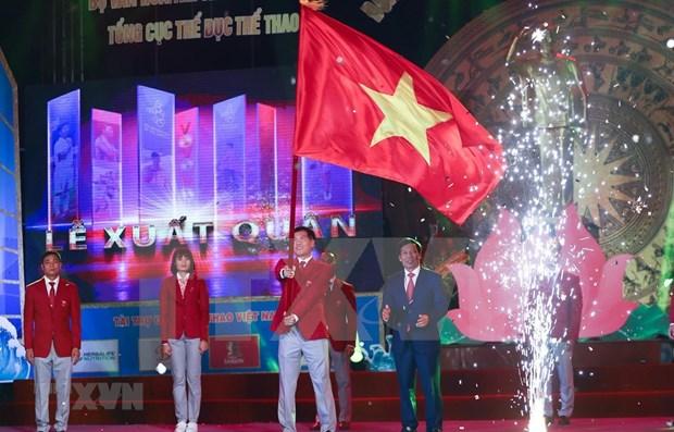 Se esforzara Vietnam por mejores resultados en SEA GAMES 30 hinh anh 1