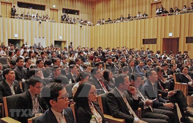 Aportan vietnamitas en Japon opiniones a politica