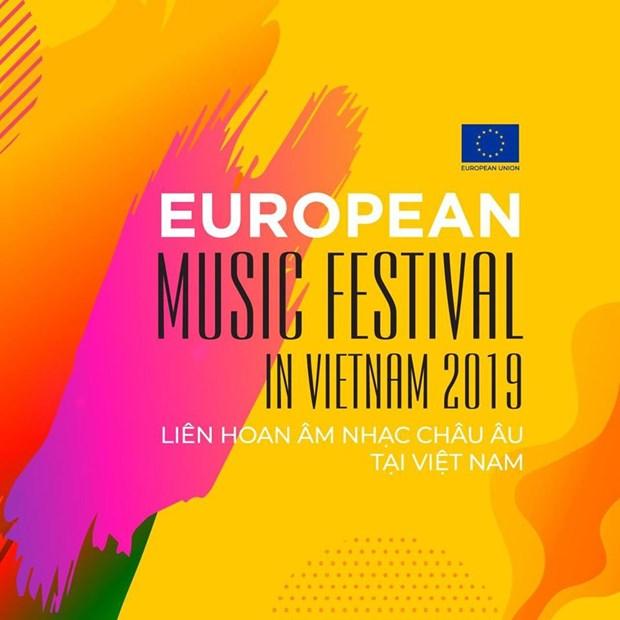 Anuncian en Vietnam nueva edicion del Festival de Musica Europea hinh anh 1