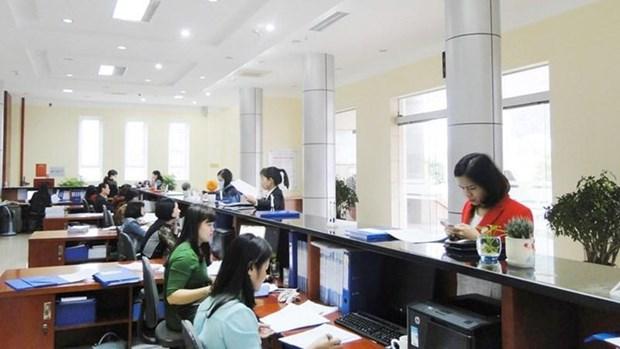 Proyecta provincia vietnamita de Vinh Phuc ampliar el uso de documentos electronicos hinh anh 1