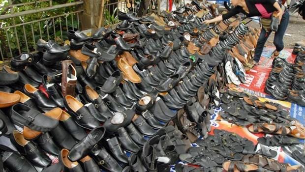 Aumenta Camboya exportaciones de calzado y articulos de viajes hinh anh 1