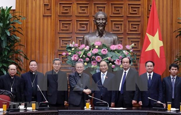 Concede Vietnam prioridad al desarrollo inclusivo hinh anh 1