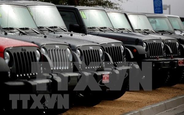 Reportan en Vietnam aumento de las importaciones de automoviles hinh anh 1