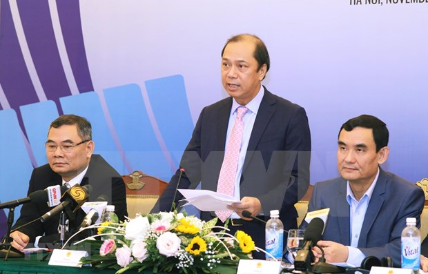 Vietnam empenado en desplegar preparativos por el Ano presidencial de ASEAN en 2020 hinh anh 1