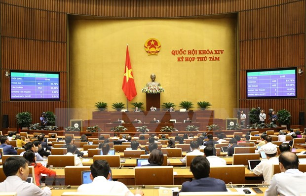 Aprueba Parlamento de Vietnam resolucion sobre desarrollo de etnias minoritarias hinh anh 1
