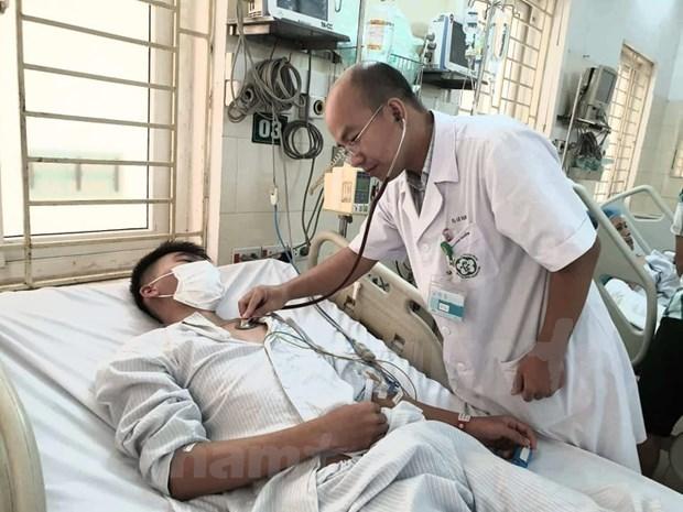 Comparten en Vietnam experiencias internacionales de la lucha contra el dengue hinh anh 1