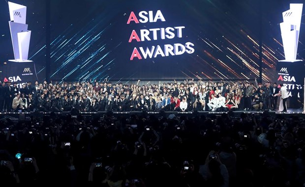 Organizaran por primera vez en Vietnam el Premio de Artistas Asiaticos hinh anh 1