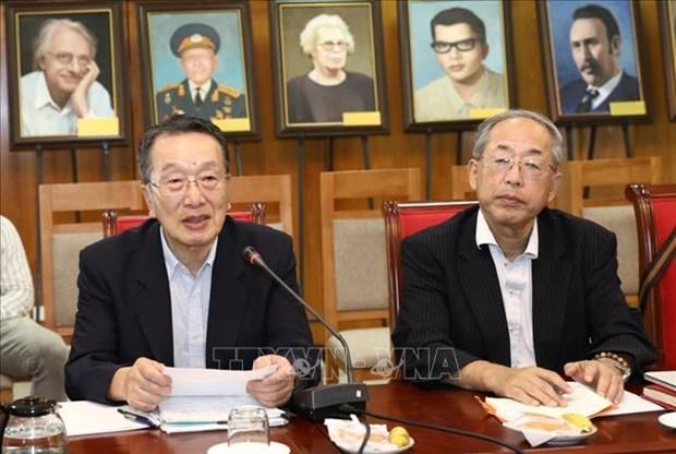 Reafirma Vietnam compromiso por la paz mundial hinh anh 1