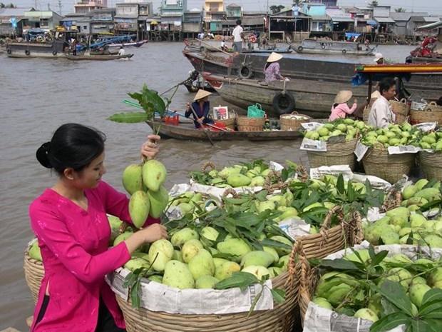 Respaldan el ingreso de productos agricolas de Vietnam a Estados Unidos hinh anh 1