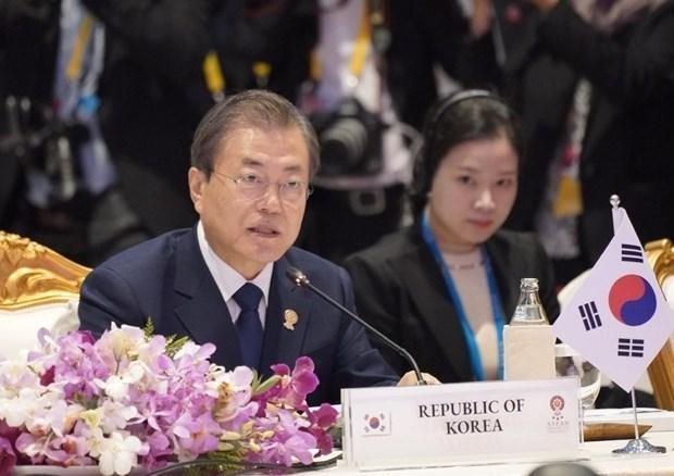 Califica Corea del Sur a ASEAN como socio en construccion de la paz hinh anh 1
