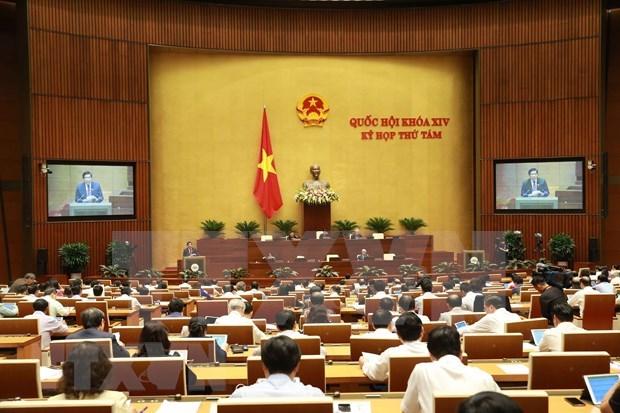 Analiza Parlamento de Vietnam proyectos de leyes de Inversion, Reconciliacion y Peritaje Judicial hinh anh 1