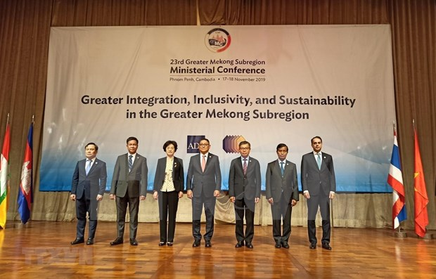 Resalta Vietnam cooperacion entre paises de Subregion de Gran Mekong para avance comun hinh anh 1
