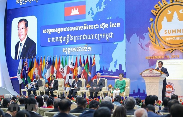 Participa Vietnam en Cumbre Asia- Pacifico 2019 hinh anh 1