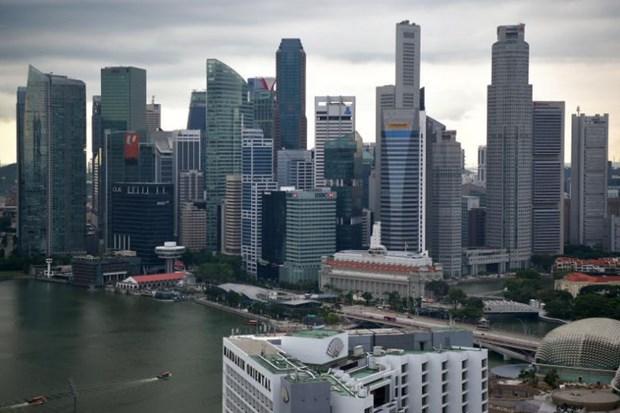 Ubican a Singapur entre 10 la economias de mayor competitividad del talento hinh anh 1