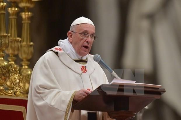 Refuerza Tailandia seguridad durante visita del papa Francisco hinh anh 1