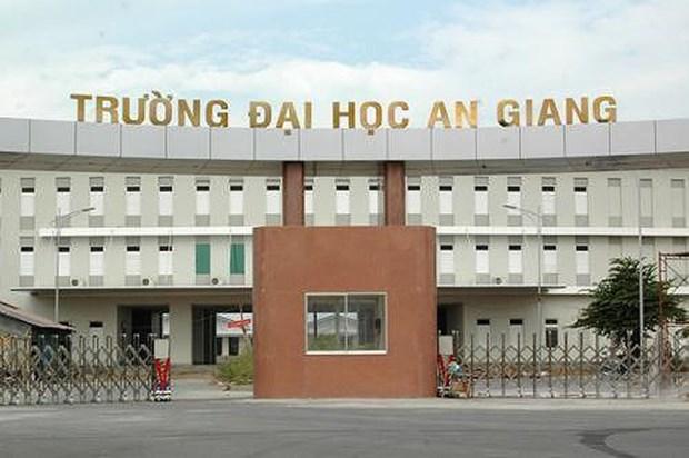Asisten diplomaticos extranjeros a acto conmemorativo por la fundacion de universidad vietnamita hinh anh 1