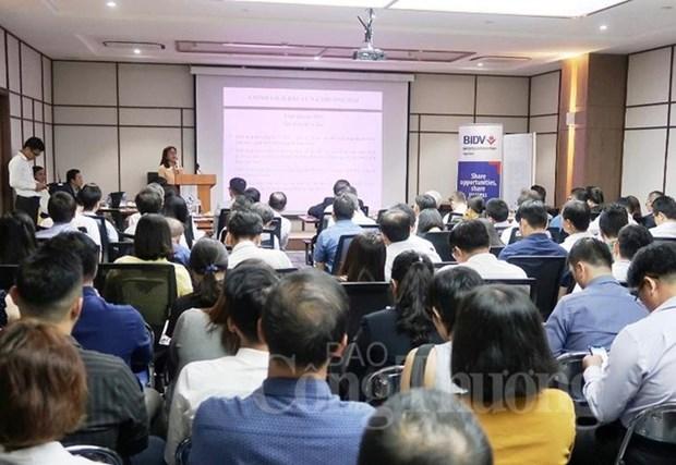 Debaten en Ciudad Ho Chi Minh oportunidades para colocar capital en Myanmar hinh anh 1
