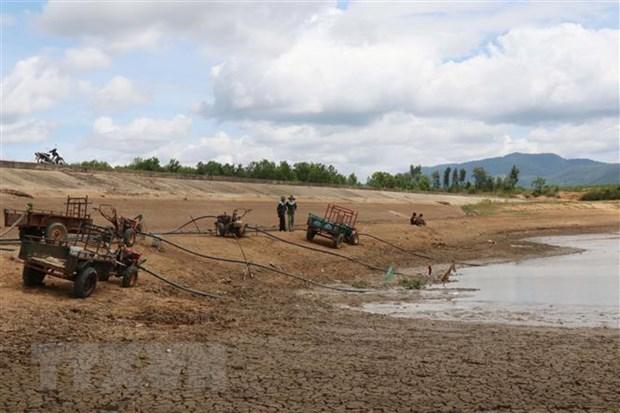 Alertan sobre consecuencias de severas sequias en paises del rio Mekong hinh anh 1