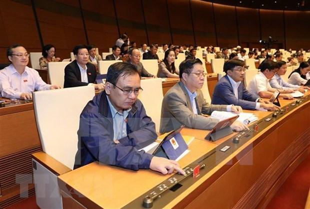 Resalta la OIT aprobacion del Codigo del Trabajo de Vietnam hinh anh 1