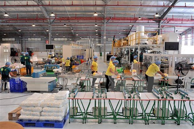 Inauguran primera fabrica vietnamita en Cuba hinh anh 1