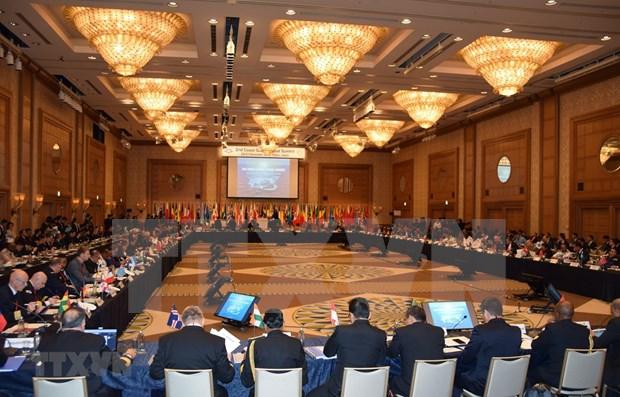Participa Vietnam en Conferencia Mundial de jefes de Policias Maritimas hinh anh 1