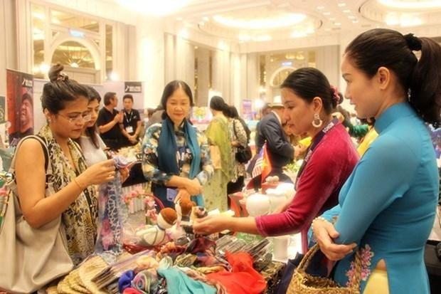 Participa Vietnam en Feria Internacional de Caridad en Malasia hinh anh 1