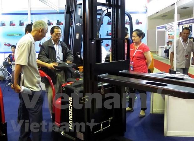 Efectuaran en Vietnam feria internacional del sector de la metalurgia hinh anh 1