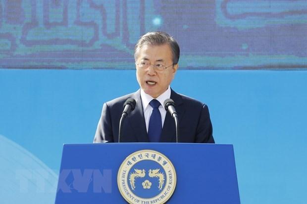 Revelan proyecto sobre vision conjunta para relaciones entre Corea del Sur y la ASEAN hinh anh 1