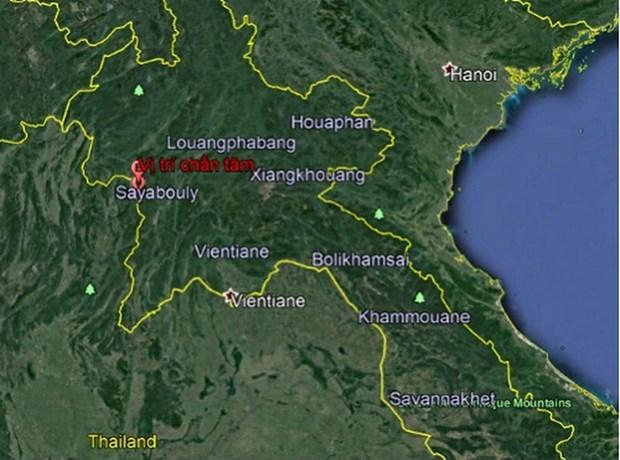 Aseguran que reciente terremoto en Laos y Tailandia no representa ningun peligro para Vietnam hinh anh 1