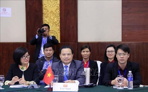 Vietnam asiste a reunion de ASEAN sobre proteccion social de ninos vulnerables hinh anh 1