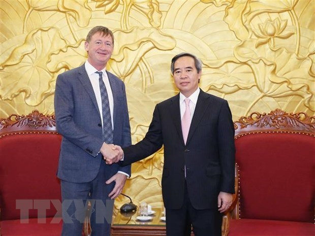 Destacan inversiones de grupo petrolero frances Total en Vietnam hinh anh 1