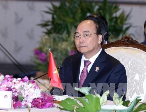 Premier de Vietnam visitara Corea del Sur y asistira a cumbres regionales en ese pais hinh anh 1