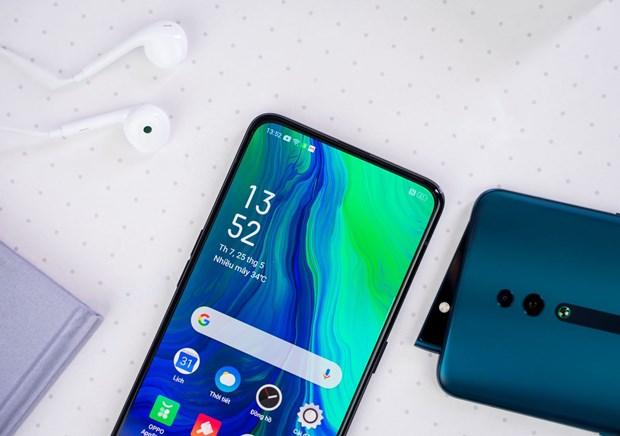 Dominan marcas chinas mercado indonesio de telefonos inteligentes hinh anh 1