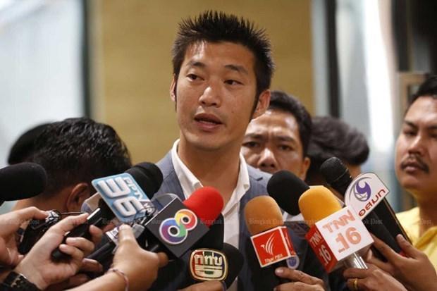 Tribunal Constitucional de Tailandia descalifica como diputado a presidente de partido opositor hinh anh 1