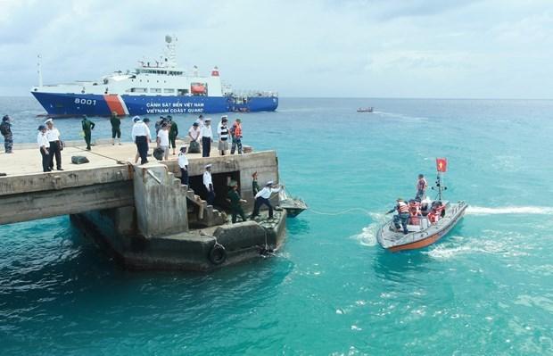 Sostienen Vietnam y China conversaciones sobre cooperacion en areas maritimas menos sensibles hinh anh 1