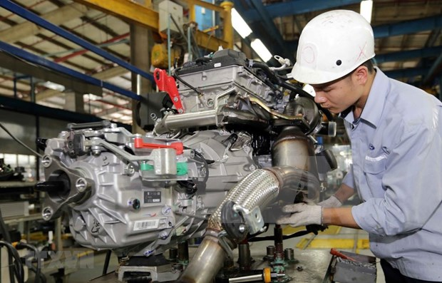 Vietnam mantendra crecimiento de siete por ciento en lapso 2021- 2025, segun centro de estudios hinh anh 1
