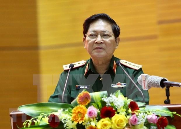 Impulsan Vietnam y Rusia cooperacion tecnica militar hinh anh 1