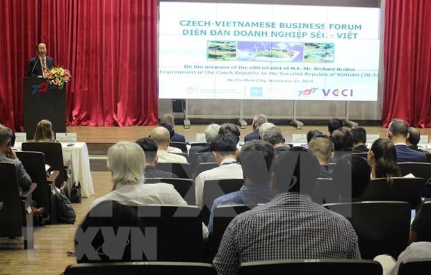 Fortalecen Vietnam y Republica Checa la cooperacion multisectorial hinh anh 1