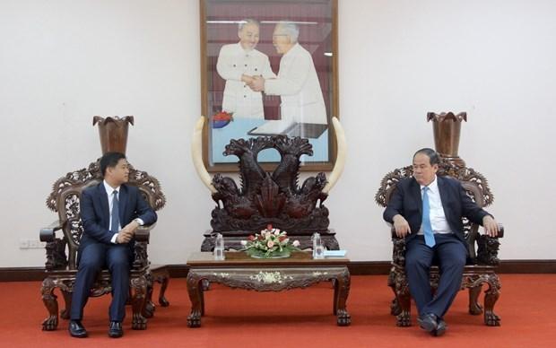 Vietnam y Camboya estrechan cooperacion para construir una frontera de paz hinh anh 1