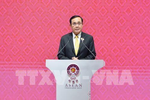 Impulsan Tailandia y Myanmar cooperacion transfronteriza en transporte hinh anh 1