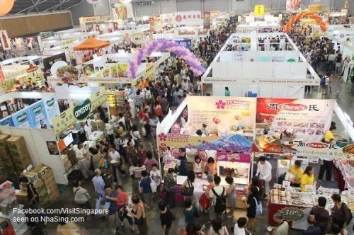 Participa Vietnam en Feria regional de Alimentos en Singapur hinh anh 1